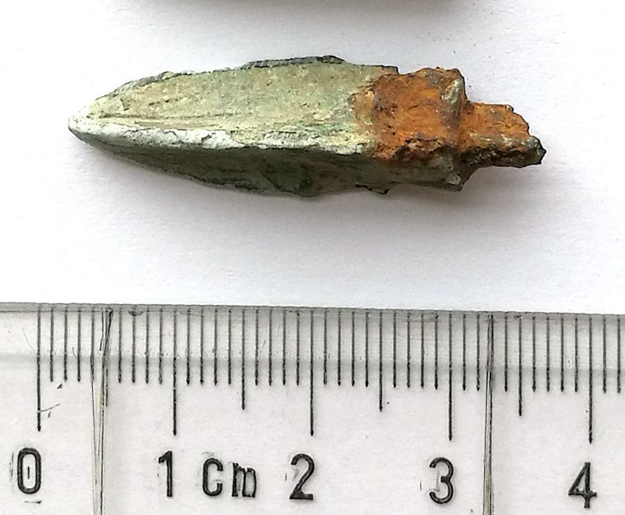 A4708, China Ancient Arrow, 2 pcs, 2000 years ago