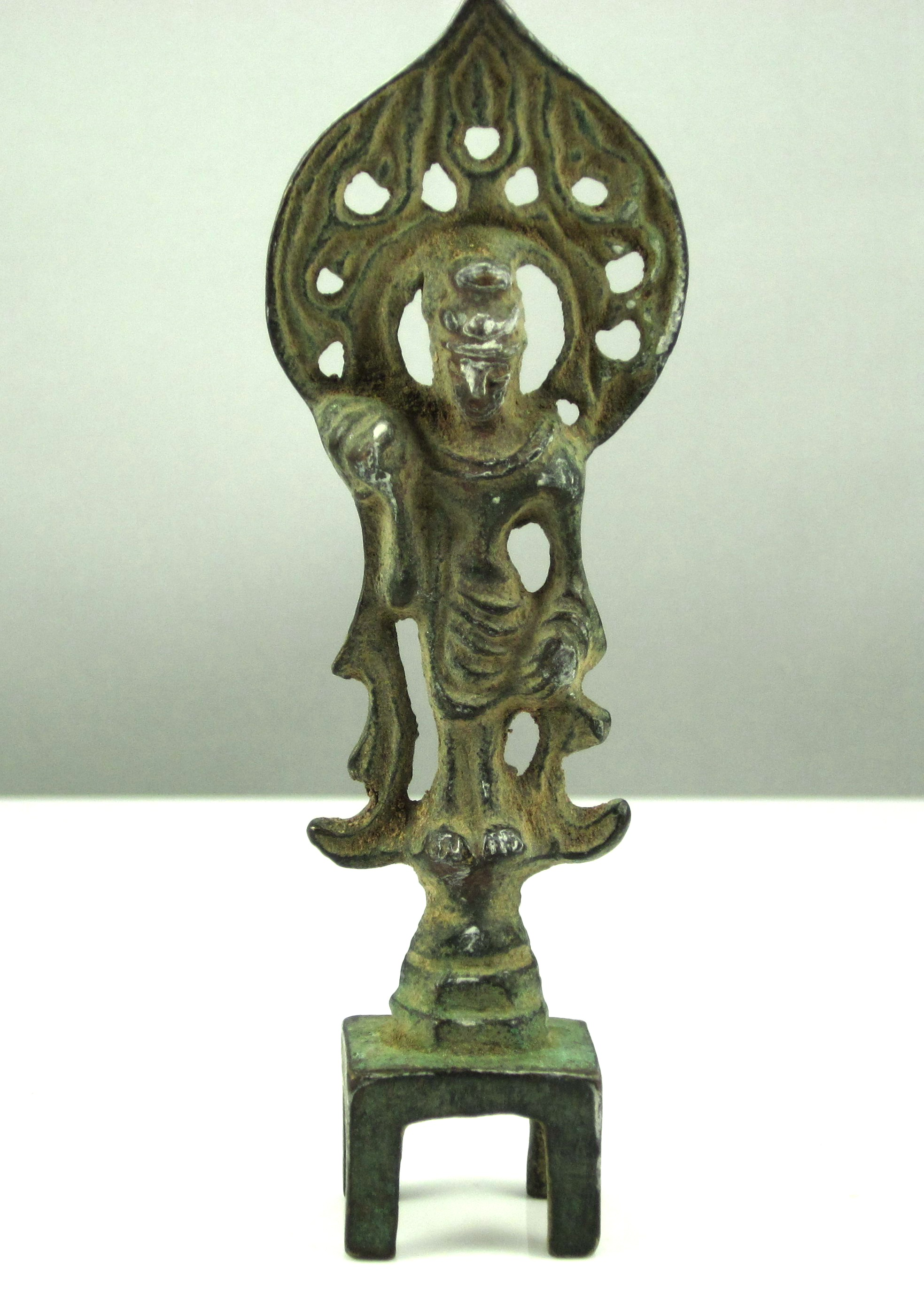 A5001, Bronze Figures of Buddha, China small size (a)