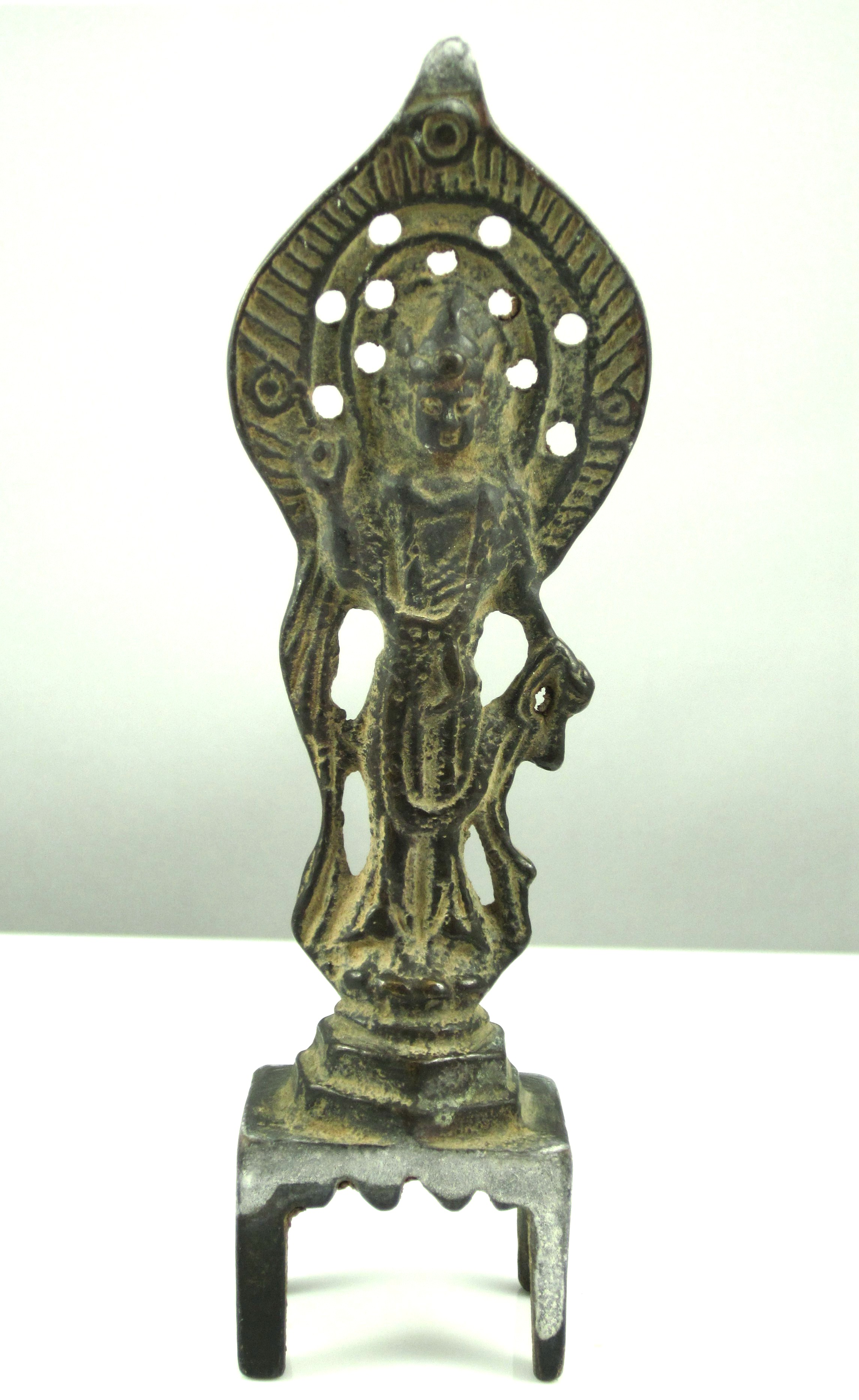 A5002, Bronze Figures of Buddha, China medium size (b)