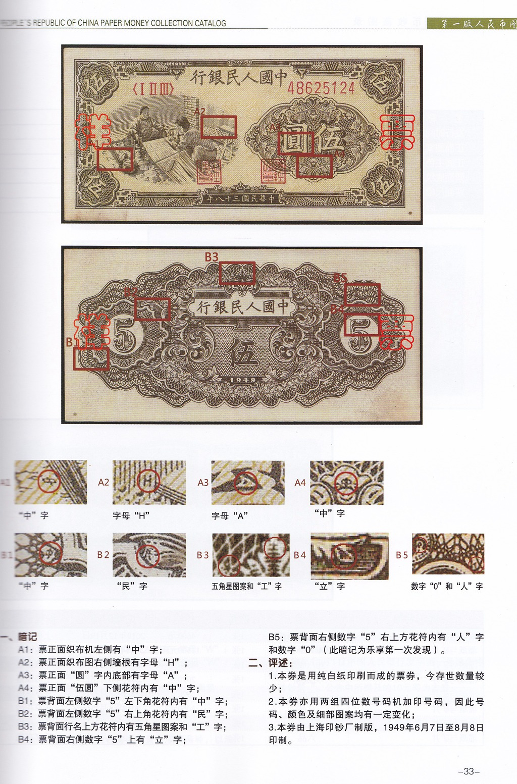 F2036, China Paper Money Illustrated Catalog 2013 (Large) - Click Image to Close