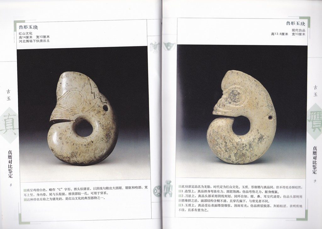 F5507, Counterfeit Ancient Jade, China (2002)