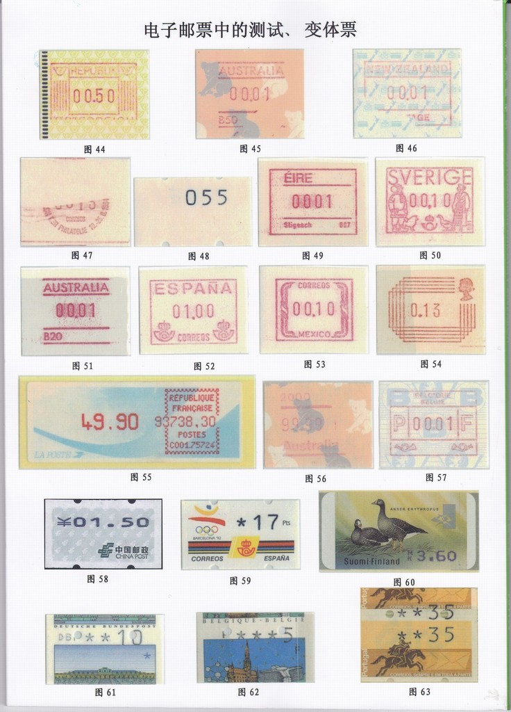 "F9515, Journal: ""China Automation Philately"", 5 Volumes"