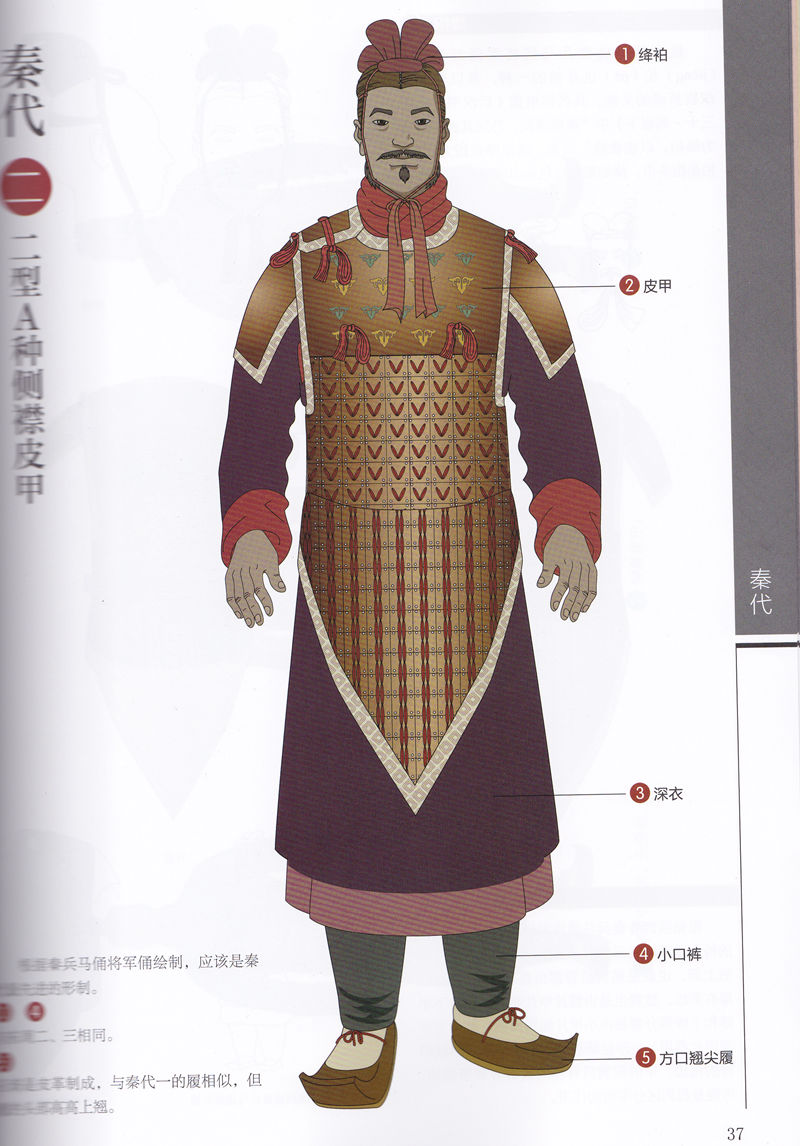 F7001, Book: Illustrate Ancient Chinese Armour (2017) 中国历代甲胄