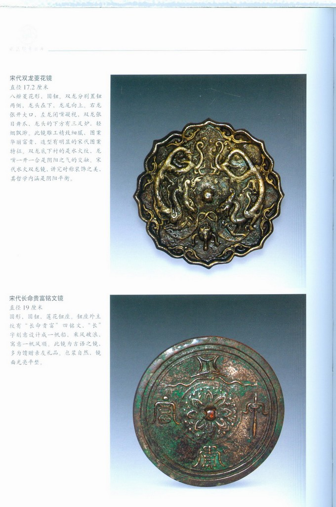 F7055 Illustrated Catalogue of China Mirrors (2009)