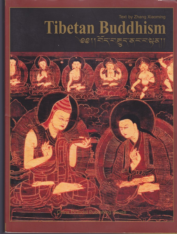 F7215 Book: Tibetan Buddhism (2004)