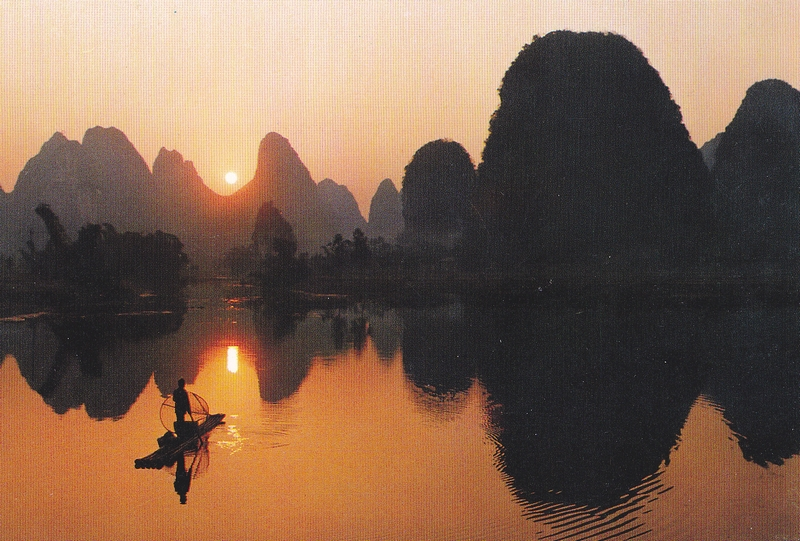 YP6(B) Landscapes of Guangxi 1988