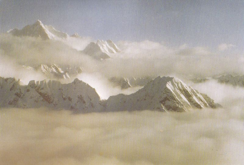 YP11(A) Landscapes in Tibet 1992