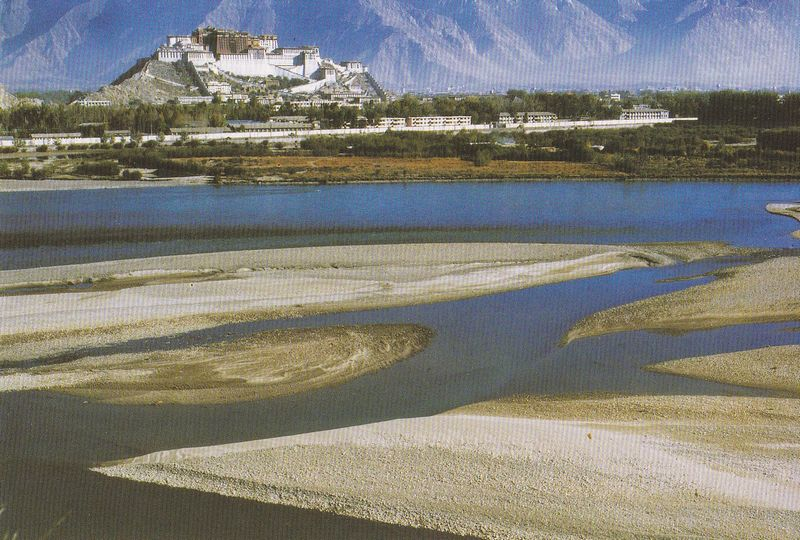 YP11(B) Landscapes in Tibet 1992